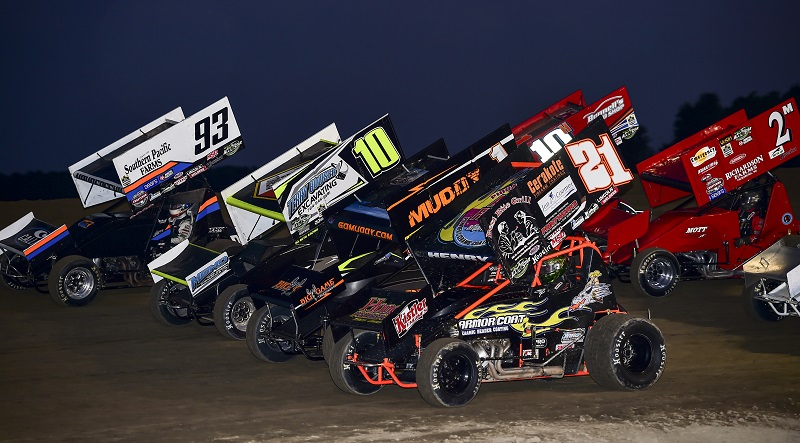 ASCoC: All Star Sprints Set For Diverse 51-Race Schedule In 2017   Race Chaser Online - Page 2