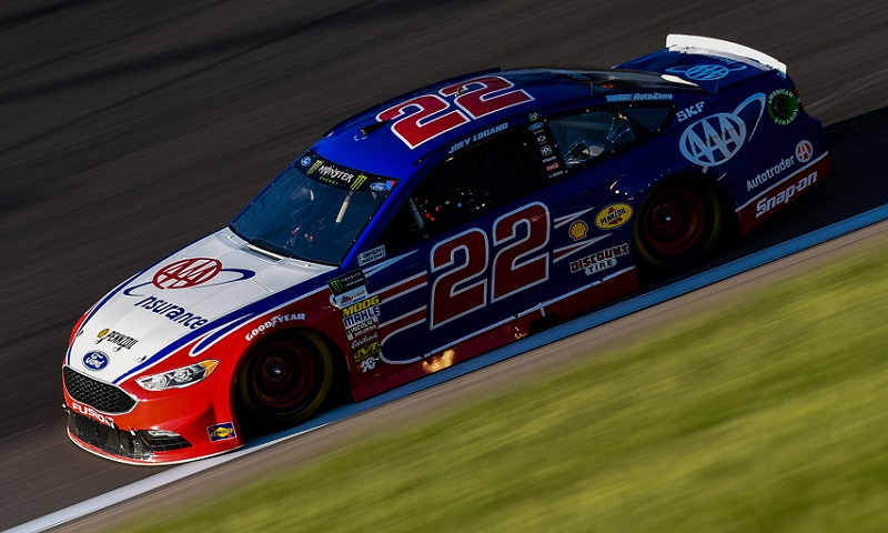 AAA Extends Partnership With Penske & Logano | Race Chaser Online