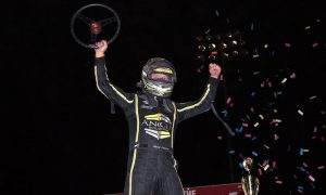 Stockon Seals The Deal In Oval Nationals Opener
