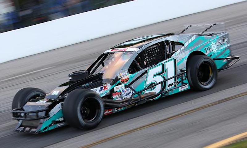 Bonsignore Switches To LFR Chassis; Adds New Crew Chief For 2018   Race Chaser Online