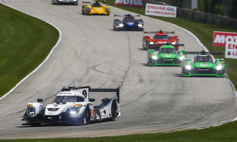 Michelin To Become Imsa S Official Tire For 2019